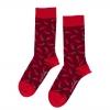 Red Hot Chili Pepper Sock Unisex Men Women Socks 1 or 3 pairs