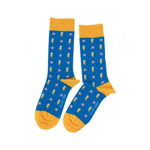 Starfish Sock Unisex Herren Damen Socken 1 oder 3 Paar