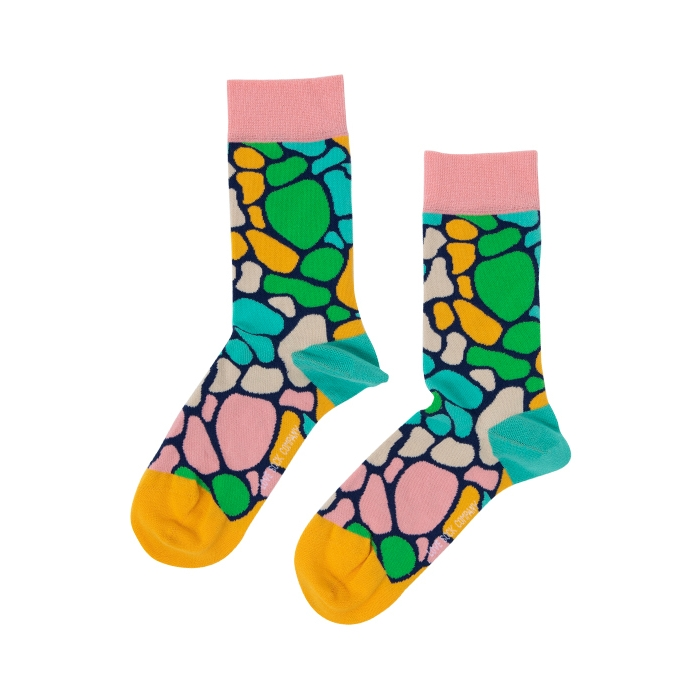 Rainbow Giraffe Sock Unisex Men Women Socks 1 or 3 pairs