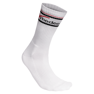 Rhodea Sport Tennis Socks Unisex Men Women Socks Organic Cotton 1 or 3 pairs of STYLE RH-35