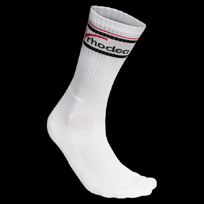 Rhodea Sport Tennis Socks Unisex Men Women Socks Organic Cotton 1 or 3 pairs of STYLE RH-35