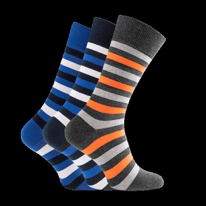Rhodea Basic Socks Unisex Herren Damen Socken Bio-Baumwolle 2 oder 6 Paar STYLE RH-22