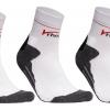 Rhodea Sport Socken Laufsocken Unisex Herren Damen Bio-Baumwolle 1 oder 3 Paar STYLE RH-32