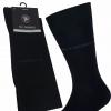 Roy Robson Marken Qualität Herren Business-Socken Baumwoll-Socken 3 Paar