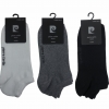 Pierre Cardin Sneaker Women Ladies Black, White or Gray 3 pairs