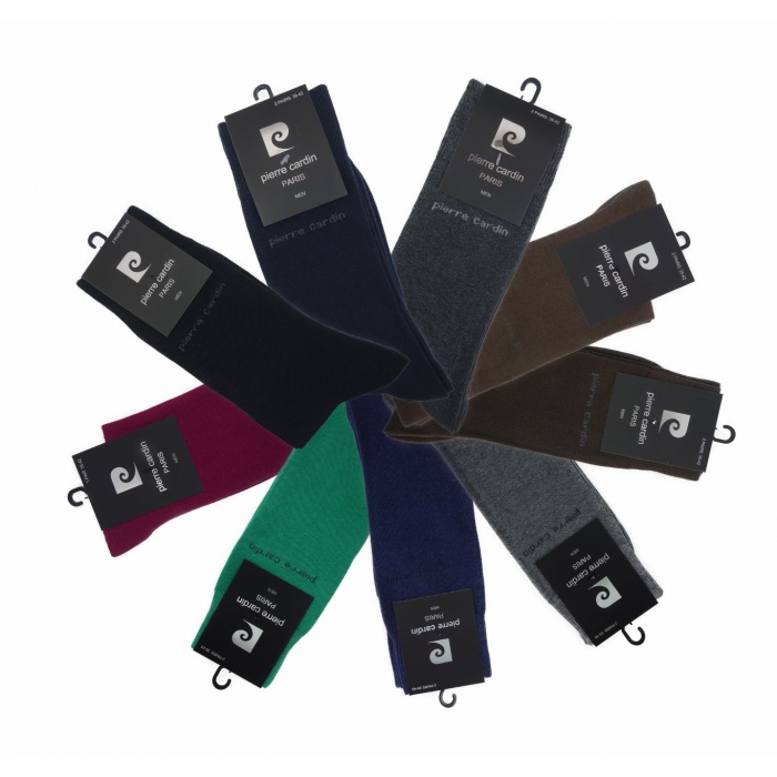 Pierre Cardin Marken Qualität Business Herren Socken - 2-6-12 Paar