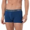 Blackspade Marken Qualität 3er Pack Herren Boxershorts Modern Basics Unterhosen Mehrfarbig 9472-302