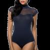 Doreanse Underwear Damenbody Spitzenbody Body Damen Top Transparent Body Shirt Frauen Bodysuit 12120