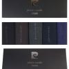 Pierre Cardin bunt premium baumwolle Geschenkkarton Geschenkbox 5 Paar Socken für Männer-325