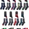 LOVE SOCK CO. Damen Lustige Bunte Socken,Mädchensocken witzige Strümpfe, Fun Gemusterte Muster Socken, Verrückte Socken Modische Oddsocks Mehrfarbig Klassisch als Geschenk 18 Paar 36-40 one-size-342