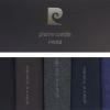 Pierre Cardin bunt premium baumwolle Geschenkkarton Geschenkbox 5 Paar Socken für Männer-328