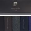 Pierre Cardin bunt premium baumwolle Geschenkkarton Geschenkbox 5 Paar Socken für Männer-327