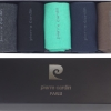 Pierre Cardin bunt premium baumwolle Geschenkkarton Geschenkbox 5 Paar Socken für Männer-329