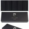 Pierre Cardin bunt premium baumwolle Geschenkkarton Geschenkbox 5 Paar Socken für Männer-323