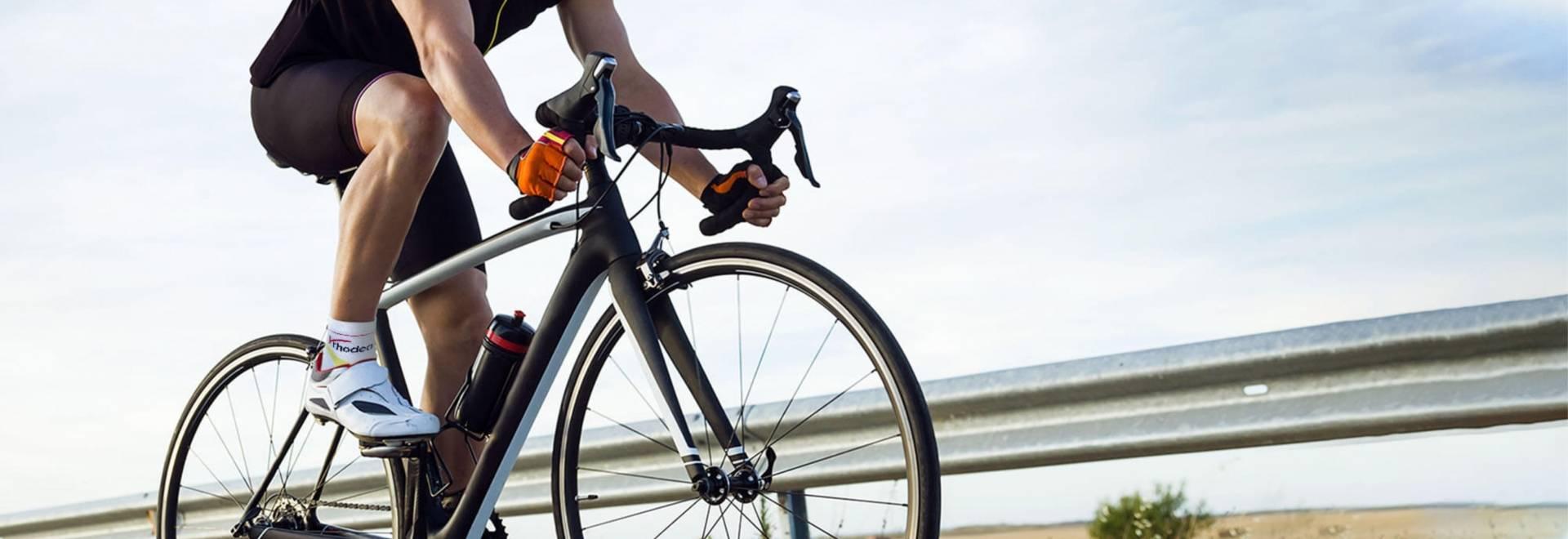 Rhodea Fahrradsocken