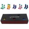 Love Socks Geschenkbox 5 Paar Bunte Socken für Männer und Frauen