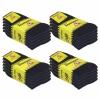 Arbeitssocken Schwarz Herren Tennis Komfort Socken Baumwollmischung 5 | 10 | 20 Paar-448